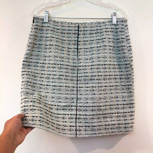 🍁BOSS Hugo Boss Patterned Business Casual Skirt 8